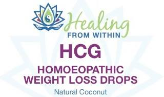hCG Homeopathic Weight Loss Drops